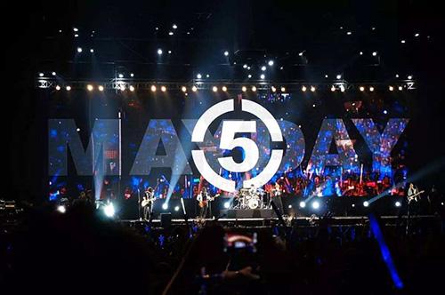 五月天演唱会门票在哪里能买到?